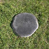 4x Flußstein Trittstein ca. 30 cm Bild 4
