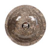 Marmor - Waschbecken MINIJAYA 30cm grau Bild 6