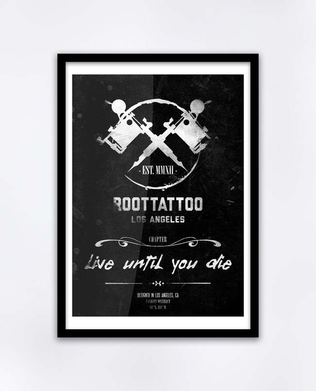 POSTER ROOTTATTOO