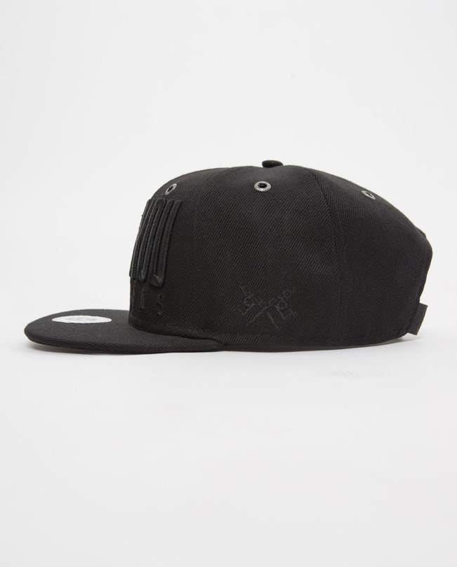 FYB ALL BLACK SNAPBACK – Bild 2