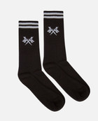 MACHINES BLACK SOCKS 001