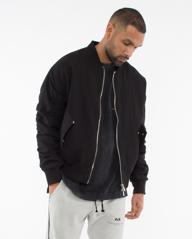 CREW BOMBER BLACK Limited – Bild 5