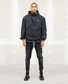DRP.7 SNOW HALF-ZIP WINDBREAKER 001