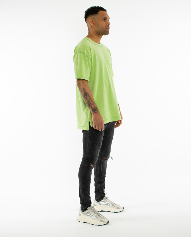 DRP.8 SNOW GREEN TEE – Bild 3