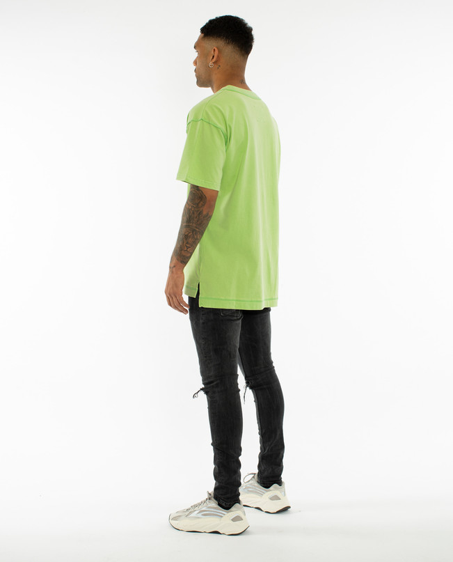 DRP.8 SNOW GREEN TEE – Bild 4