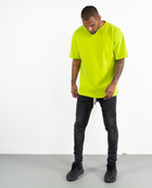 DRP.9 HEAVY LIME TEE 001
