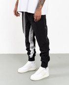 DRP.11 FLY TRACK PANTS B/W 001