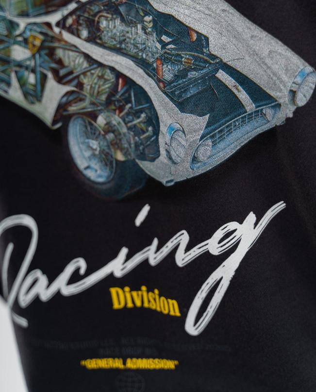 RACE 5 RACING SCUDERIA HOODIE – Bild 7