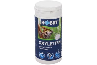 Hobby Oxyletten, Sauerstoff-Tabletten, 80 St.