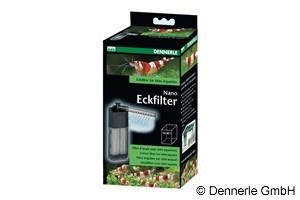 Dennerle Nano Clean Eckfilter - Garnelensicher!