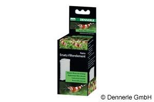 Dennerle Nano Clean Ersatz-Filterelement für Eckfilter