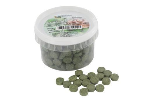 Hausmarke Spirulinatabs 30 Prozent, 250 ml