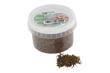 Hausmarke FD Rote Mückenlarven, 250 ml