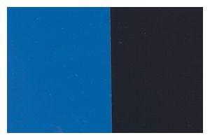 Hobby Fotorückwandzuschnitt blau/schwarz, 50 x 120 cm