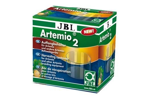 JBL Artemio 2, Auffangbehälter
