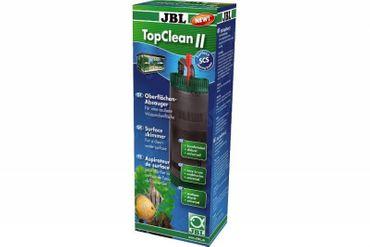 JBL TopClean II, Oberflächenabsauger
