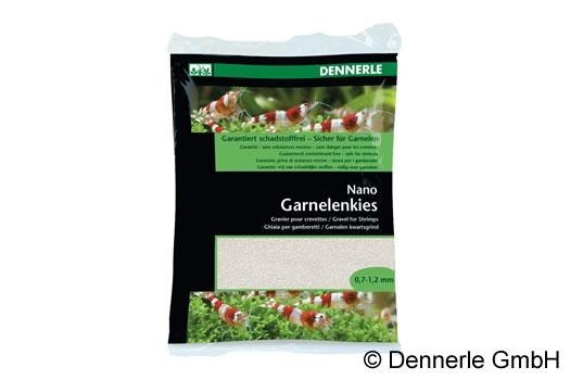 Dennerle Nano Garnelenkies, Sunda weiß, 2 Kg