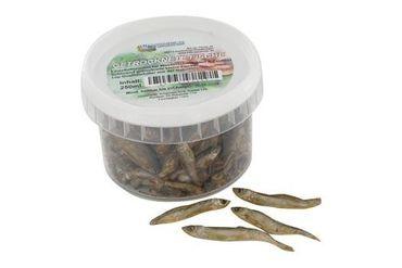 Hausmarke FD Getrocknete Fische, 1 Liter