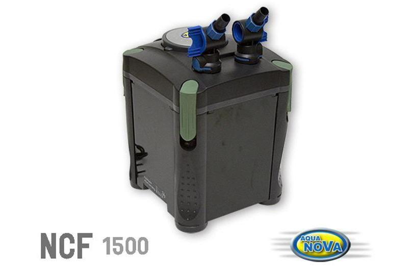 Aqua Nova NCF-1500, Außenfilter