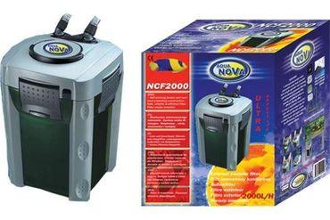 Aqua Nova NCF-2000, Außenfilter