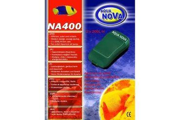 Aqua Nova NA-450, Durchlüfterpumpe