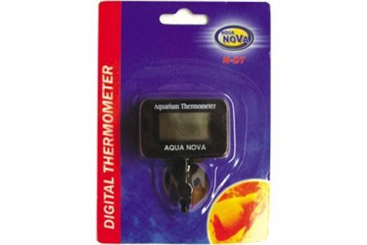 Aqua Nova N-DT, Digitalthermometer inkl. Batterie