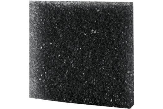 Hobby Filterschaum grob (schwarz), 5 x 50 x 50 cm