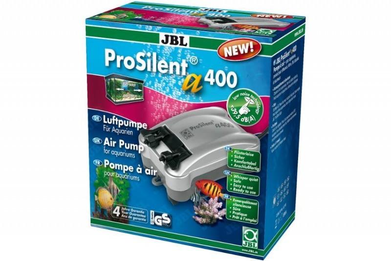 JBL ProSilent a400, Durchlüfterpumpe