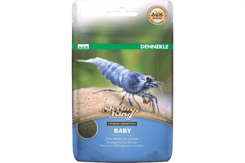Dennerle Shrimp King Baby, Aufzuchtfutter, 30 g