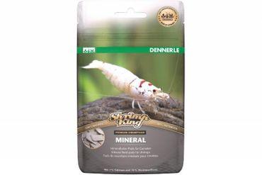 Dennerle Shrimp King Mineral, Ergänzungsfutter, 30 g