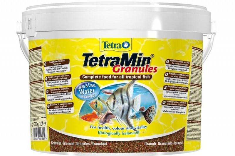 TetraMin Granules, 10 Liter