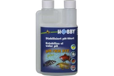 Hobby KH Fit plus, stabilisiert pH-Wert, 250 ml