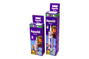 JBL AquaSil transparent 310 ml, Aquariensilikon