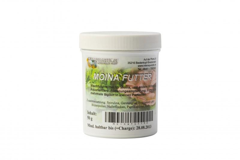 Moina-Futter, 50 g