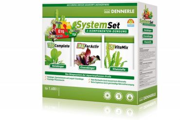Dennerle Perfect Plant System Set für 1.600 l