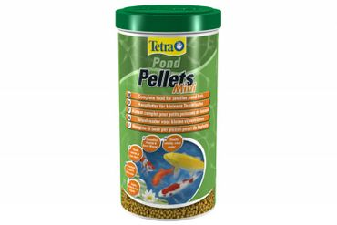 Tetra Pond Pellets Mini 1 L