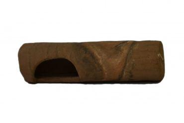 AquaHobby Tonhöhle Seitenöffnung M004 klein hell
