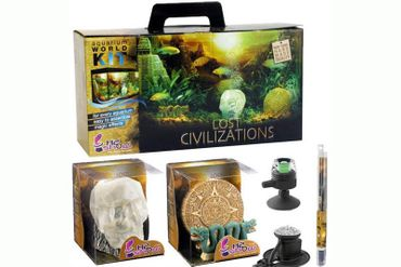 Hydor H2SHOW Lost Civilizations Deko KIT