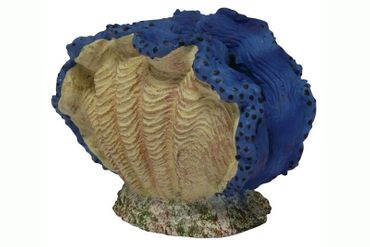 Hydor H2SHOW Earth Wonders Blue Clam inkl. LED – Bild 1