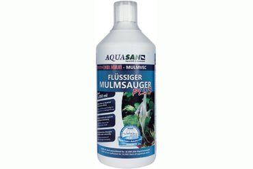 AQUASAN Mulmvec Flüssiger Mulmsauger Plus, 1000 ml
