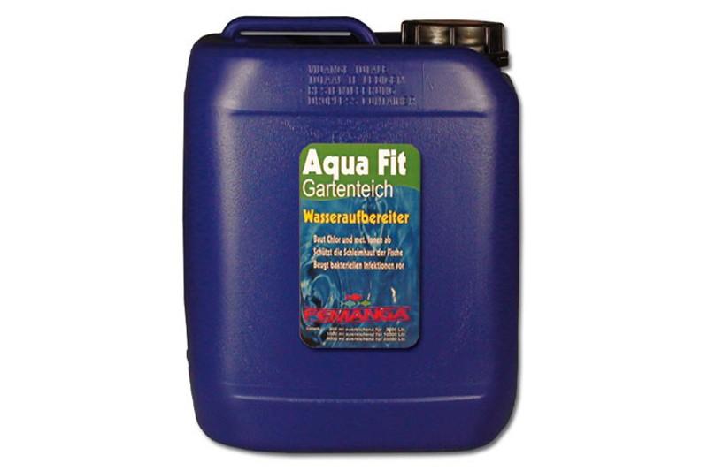 Femanga aqua fit teich 5000 ml gartenteich gartenteich for Zierfisch teich