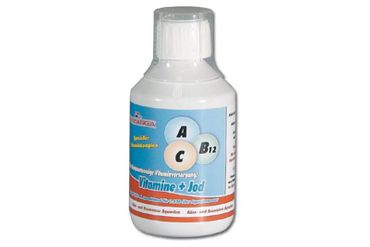 Femanga Vitamine + Jod 500 ml
