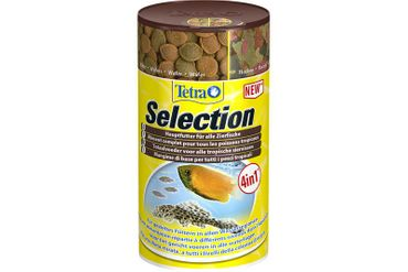 Tetra Selection, 4 Sorten in einer Dose, 100 ml
