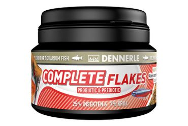 Dennerle Complete Gourmet Flakes Dose 100 ml