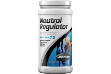 Seachem Neutral Regulator, Aufbereiter und pH-Regulierung, 250 g