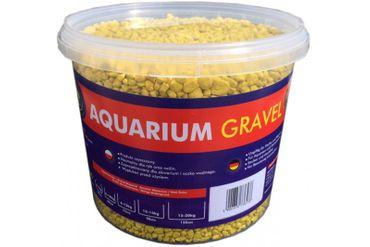 Aqua Nova Farbkies gelb 5 kg Eimer