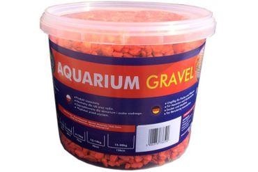 Aqua Nova Farbkies orange, fluoreszierend 5 kg Eimer