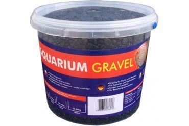 Aqua Nova Farbkies schwarz 5 kg Eimer