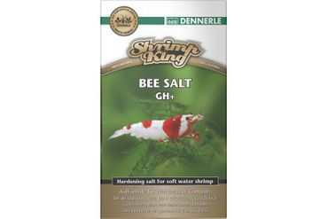 Dennerle Shrimp King Bee Salt GH+, 200 Gramm