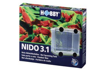 Hobby Nido 3.1, Netz-Ablaichbehälter